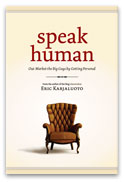 Speak Human cover